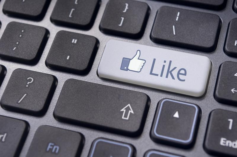 facebook likeknapp